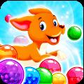 Puppy Pop Dog Bubble Shooter, Free Fun Blast