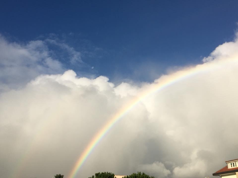 rainbow di ritapatan