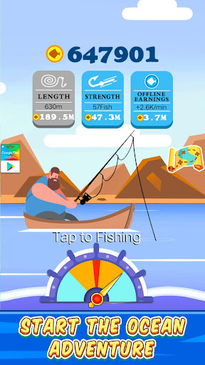 Best Fisher 2.0 APK MOD screenshots 2
