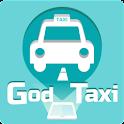 GodTaxi的神-Call的士app 要快的士 隨傳隨到 icon