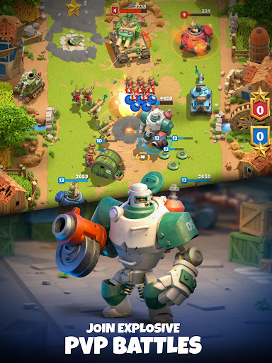 War Alliance: Heroes screenshot 10
