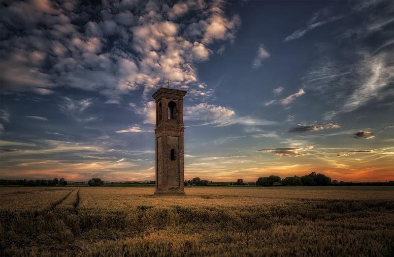Il campanile della chiesa di Durazzo di CarloBassi