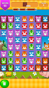 Animal Blast Match 3 Game - náhled