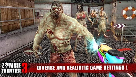 Zombie Frontier 3 MOD Android Apk