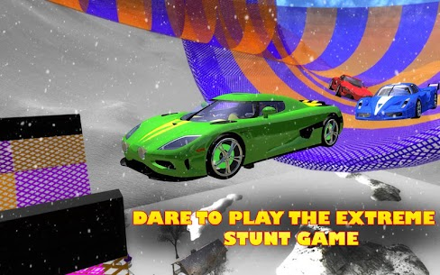 Extreme Stunts GT Racing Car 1.21 APK Mod for Android 1