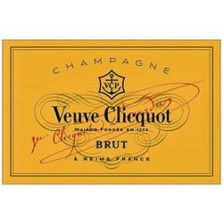 Logo for Veuve Clicquot Brut Yellow Label