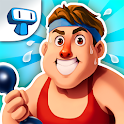 Fat No More: Sports Gym Game! icon