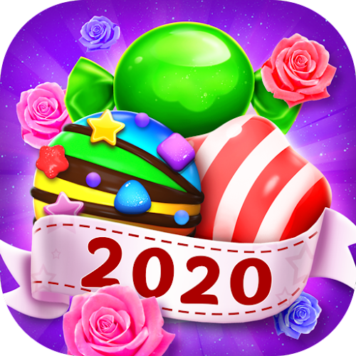 Candy Charming - 2020 Free Match 3 Games (Mod Lives) 14.1.3051 mod