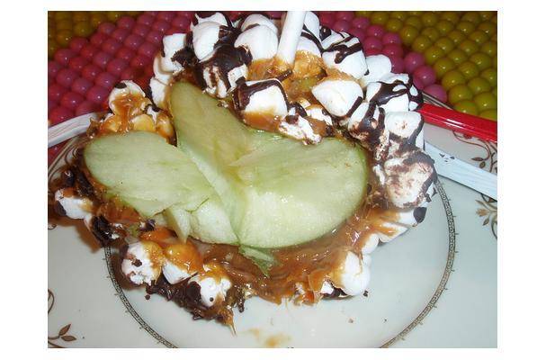 Marshmallow Caramel Bars Recipe