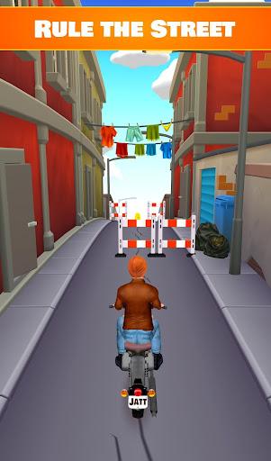 Bult Street Rush - Bullet Bike Race 1.1 screenshots 4