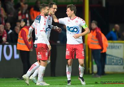 KV Kortrijk zet scheve situatie recht in twee dolle minuten en gaat naar de kwartfinales