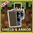 Shield and armor for Minecraft file APK for Gaming PC/PS3/PS4 Smart TV