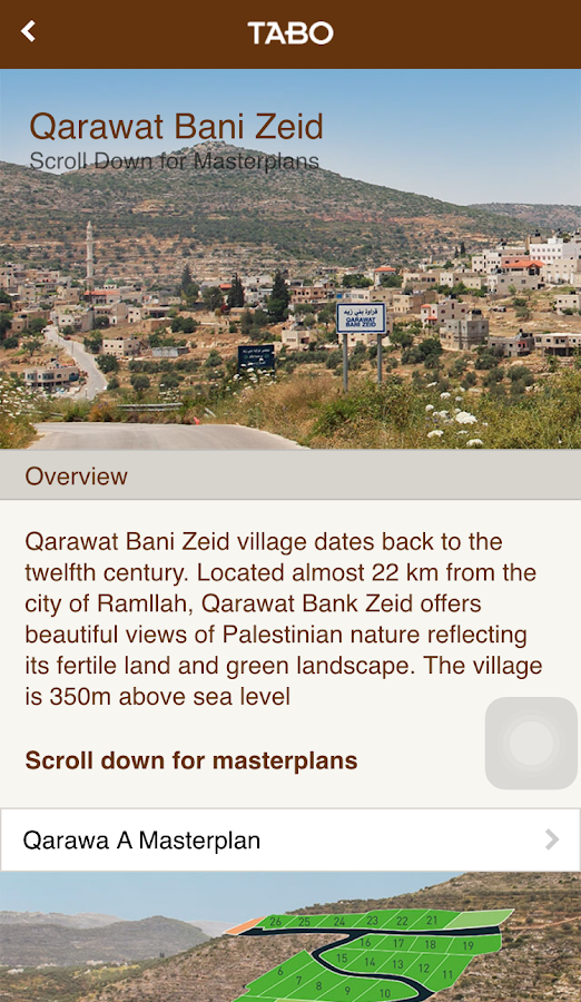 TABO – A Beautiful Palestine- screenshot