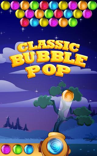 古典的なバブルポップ