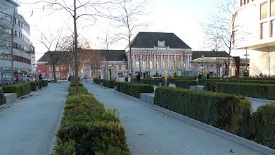 Photo: Platz der Deutschen Einheit