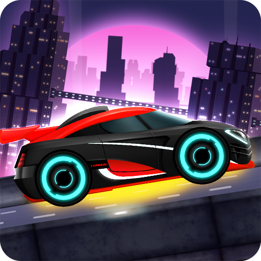 Car Games: Neon Rider Drives Sport Cars (game)