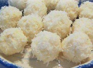 No Bake Tropical Snowballs Recipe