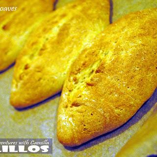Bolillos for #TwelveLoaves