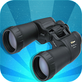 Digital Binoculars Zoom HD