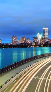 Boston Wallpapers - náhled