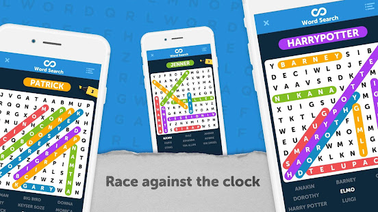 Game Infinite Word Search Puzzles APK for Windows Phone