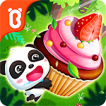 Baby Panda's Forest Feast - Party Fun 8.32.00.00