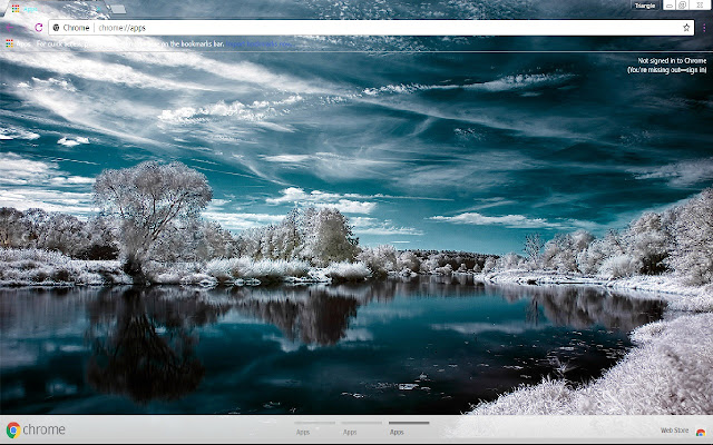 Calm Nature Earth day Ultra HD 1366x768