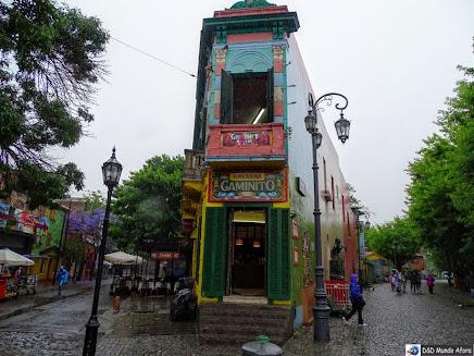 Caminito Buenos Aires - Argentina
