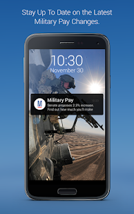 Military Pay by Military.com- screenshot thumbnail