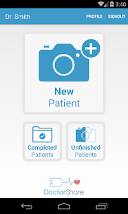 DoctorShare- screenshot thumbnail