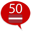 Learn Latvian - 50 languages icon