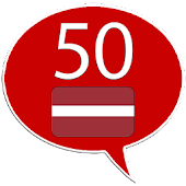 Learn Latvian - 50 languages
