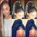 Ghana Braids Hairstyles icon