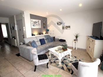 Appartement 3 pièces 73,2 m2