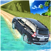 Offroad Land Cruiser Jeep Drive Simulator 2017