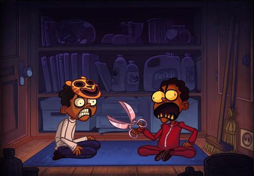 Troll Face Quest: Horror 3 apkmr screenshots 4