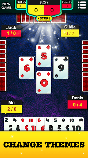 Spades - Classic Card Game! 1.0.1 screenshots 2