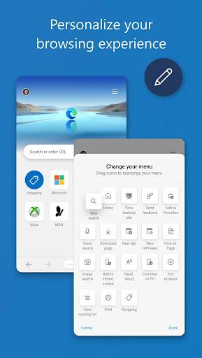 Microsoft Edge 45.07.4.5054 Screenshots 5