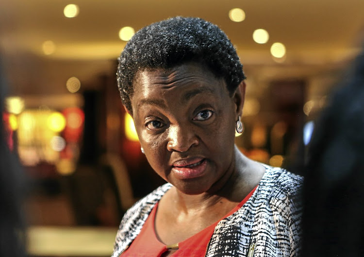 Bathabile Dlamini may not make it into Cyril Ramaphosa's new cabinet.