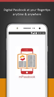 Saraswat Bank mPassbook- screenshot thumbnail