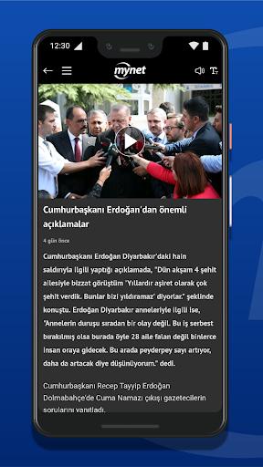 Mynet Haber - Son Dakika Haber screenshot