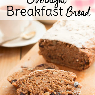 Overnight Breakfast Bread.