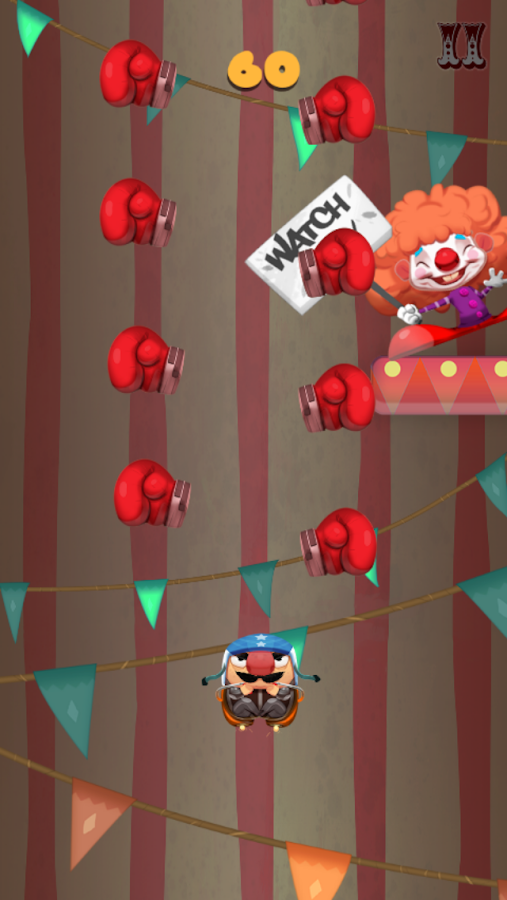 Circus Hero- screenshot