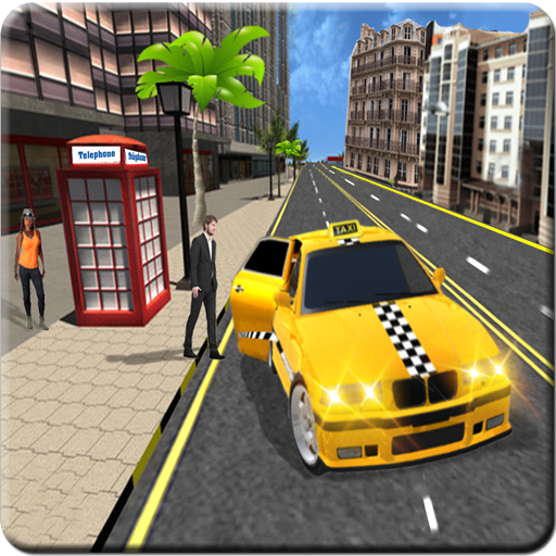 Taxi Driving in Rush City