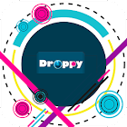 Droppy icon