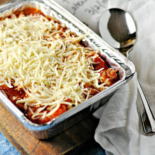 Easy Gift Lasagna.