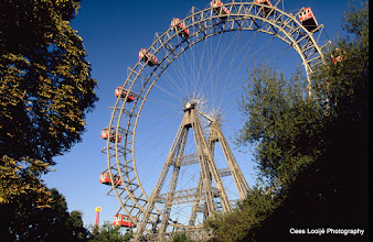Photo: 17 mei. Wenen. Prater. Reuzenrad.