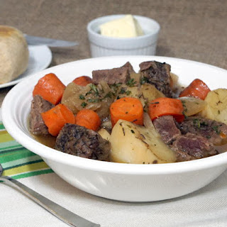 Slow Cooker Traditional Irish Stew