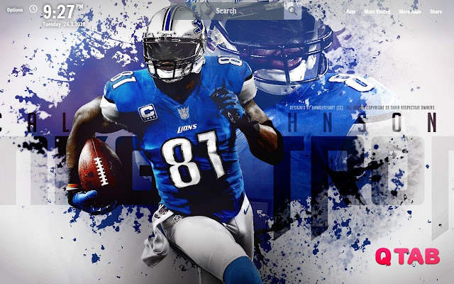 Nfl Players New Tab Wallpapers