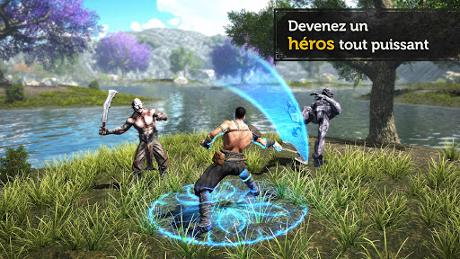 Evil Lands: Online Action RPG  captures d'u00e9cran 2